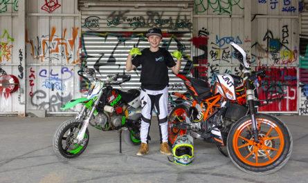 Axel Stunt Rider