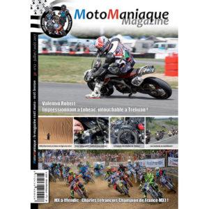 MotoManiaque Magazine 12