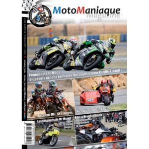MotoManiaque Magazine 13