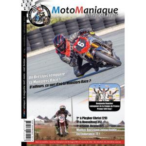 MotoManiaque Magazine 14