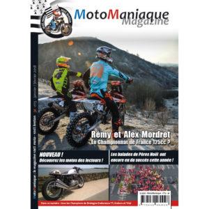 MotoManiaque Magazine 15