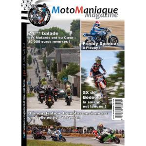 MotoManiaque Magazine 18