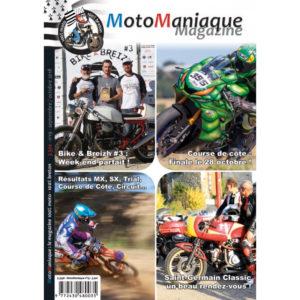MotoManiaque Magazine 19