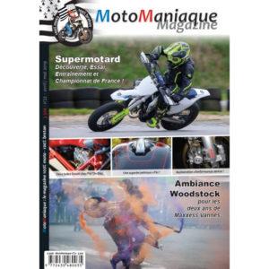 MotoManiaque Magazine 22