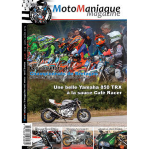 MotoManiaque Magazine 23