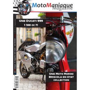 MotoManiaque Magazine 28