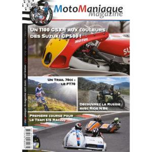 MotoManiaque Magazine 29
