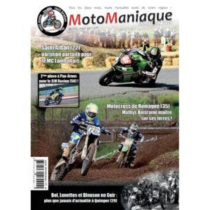 MotoManiaque Magazine 5