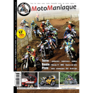 MotoManiaque Magazine 7