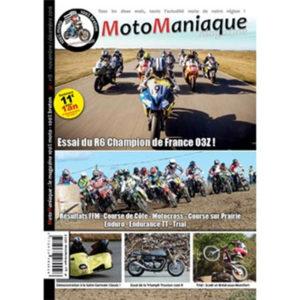 MotoManiaque Magazine 8
