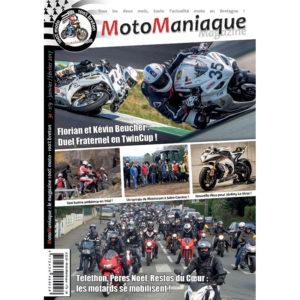 MotoManiaque Magazine 9