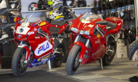 Ducati 748 ou 749 ?