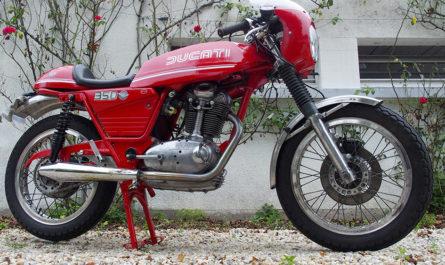 Ducati 350 mono