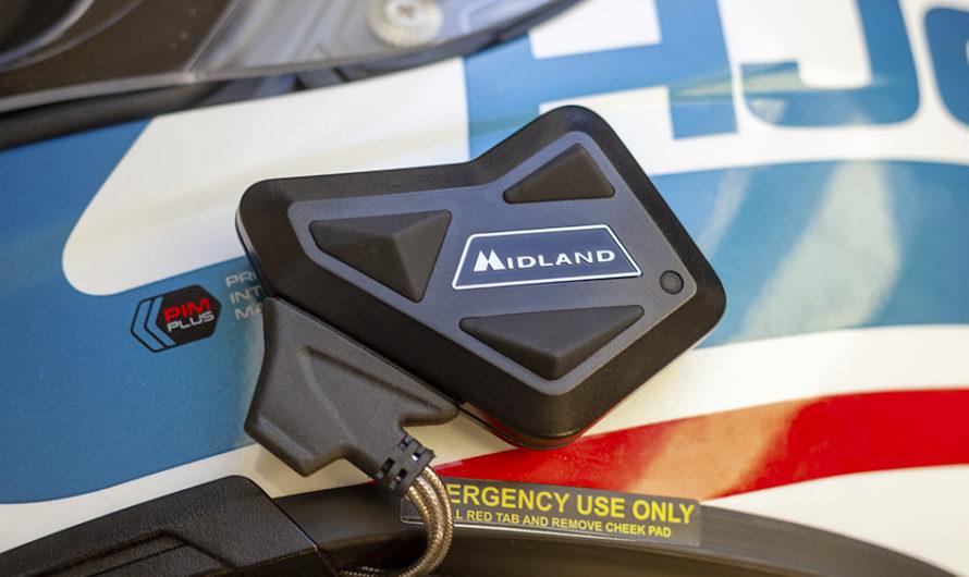 L'intercom Midland Mini GT : Simple et efficace ! 🔐