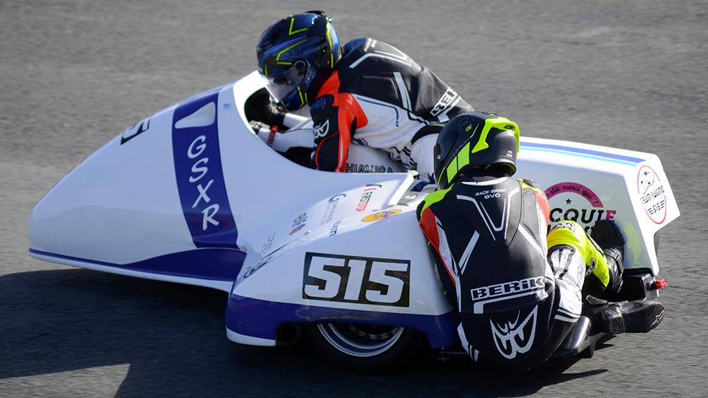 Team 515 Racing / Side-Car Party Le Vigeant - 13/14/15 mars 2021
