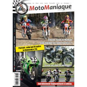 MotoManiaque Magazine 10