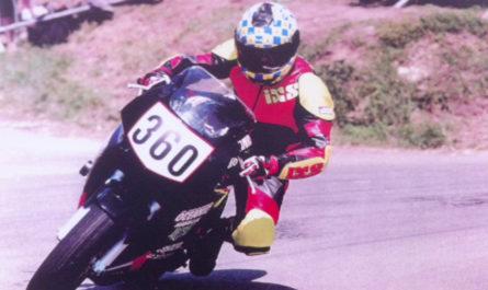 Un Breton en Championnat de France Handisport Moto !