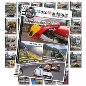 Vous êtes motard et Breton ? Le magazine MotoManiaque est fait pour vous.