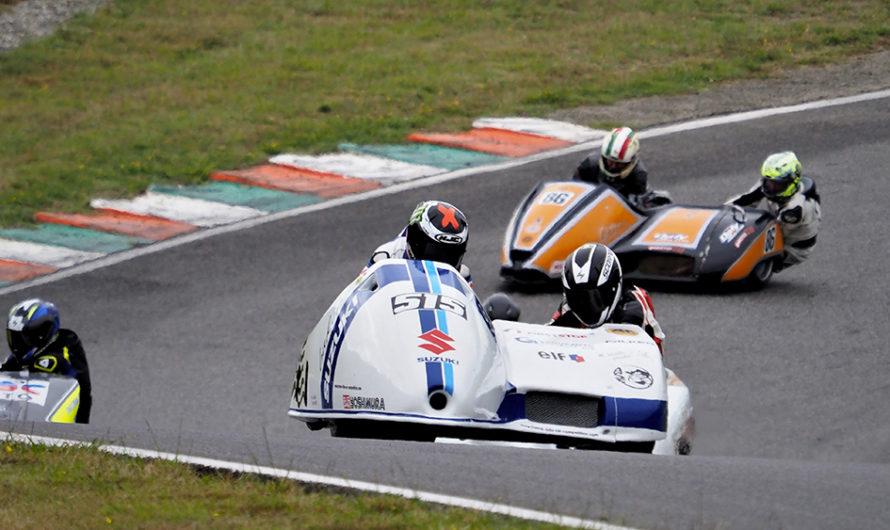 Première course pour le Team 515 Racing 🔐
