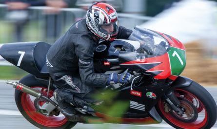 50 ans de Courses Motos à Trélivan