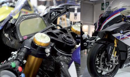 La moto fait le plein en Bretagne