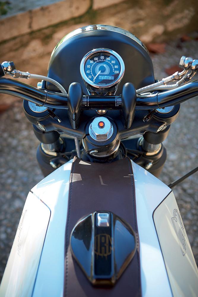 La Ducati Pantah MCSO