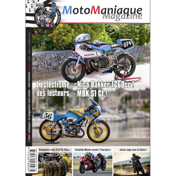 Motomaniaque #31