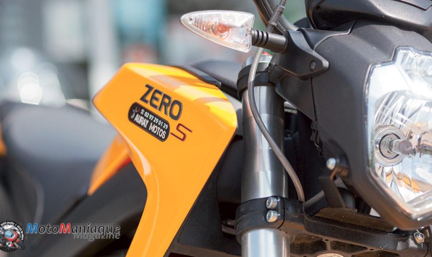 J'ai essayé une moto électrique, et j'ai aimé ça…