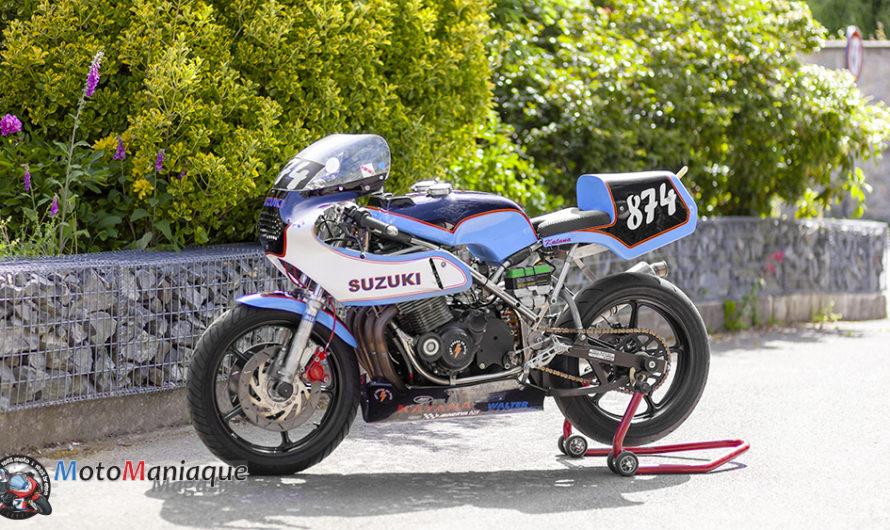 Une Nico Bakker à moteur 1260 Suzuki ! 🔐