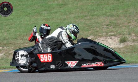 West-Side au Trophée Racing Side-Car Promo