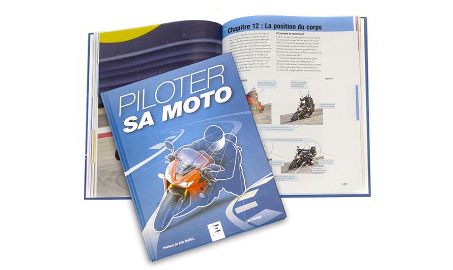 « Piloter sa moto » aux Éditions E.T.A.I