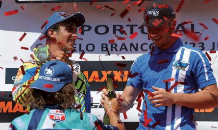 Mondial Enduro : victoire de Léo Le Quéré au GP du Portugal
