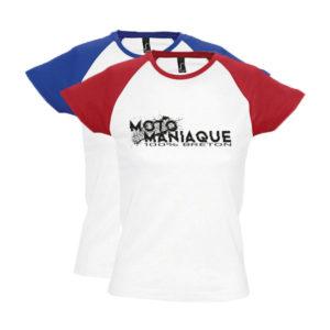 tee-shirt femme énervé
