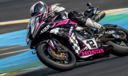 Women's Cup : Première manche au Mans !