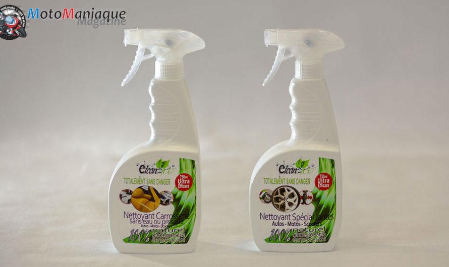 Natural Clean : des nettoyants éco-responsables