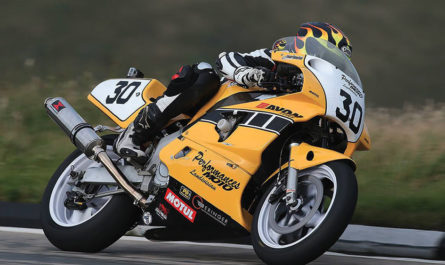 Timothée Monot 8ème au Classic TT !