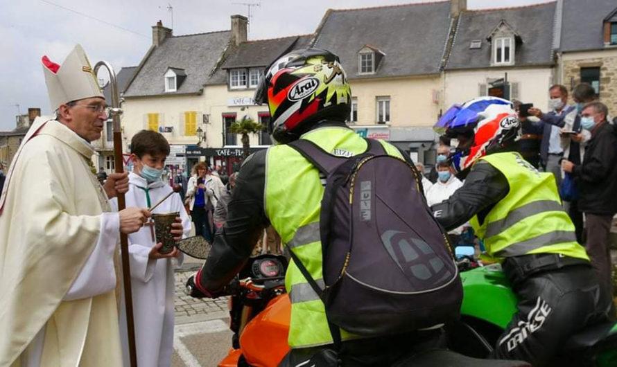 Pardon des motards à Saint-Coulomb ! 🔐
