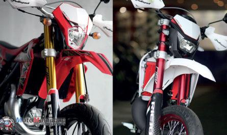 La marque Rieju est arrivée chez Pist'on Bike !