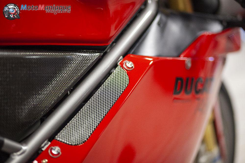 Superbe Ducati 748R… À vendre !