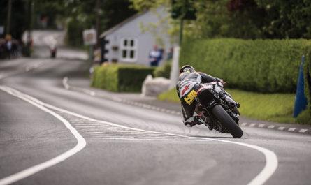 TimoThée Monot du championnat de Bretagne au Tourist Trophy...